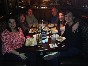 Birthday Dinner at Harry's